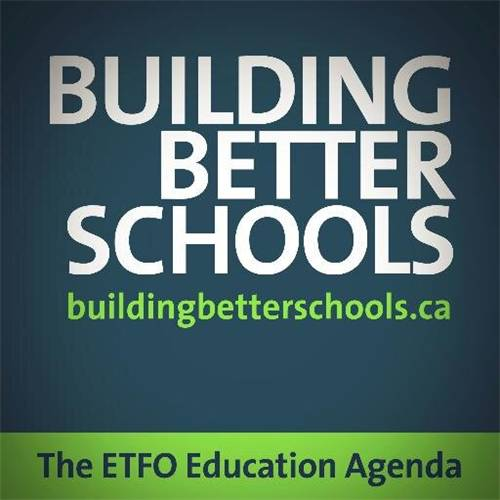 Teacher-Librarians; the ETFO Report on Building Better Schools