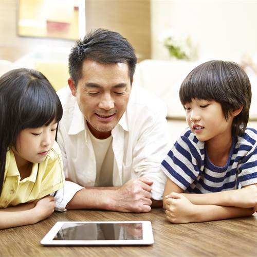 The iPad as a Tool for Unlocking Your Child's Creativity: A Zoom Forum for Parents & Guardians